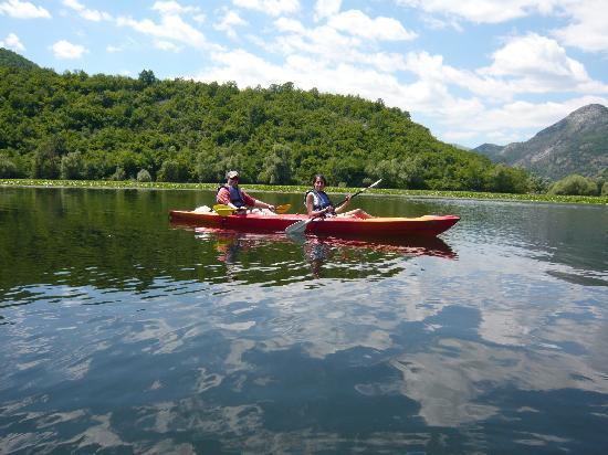 Montenegro Kayak