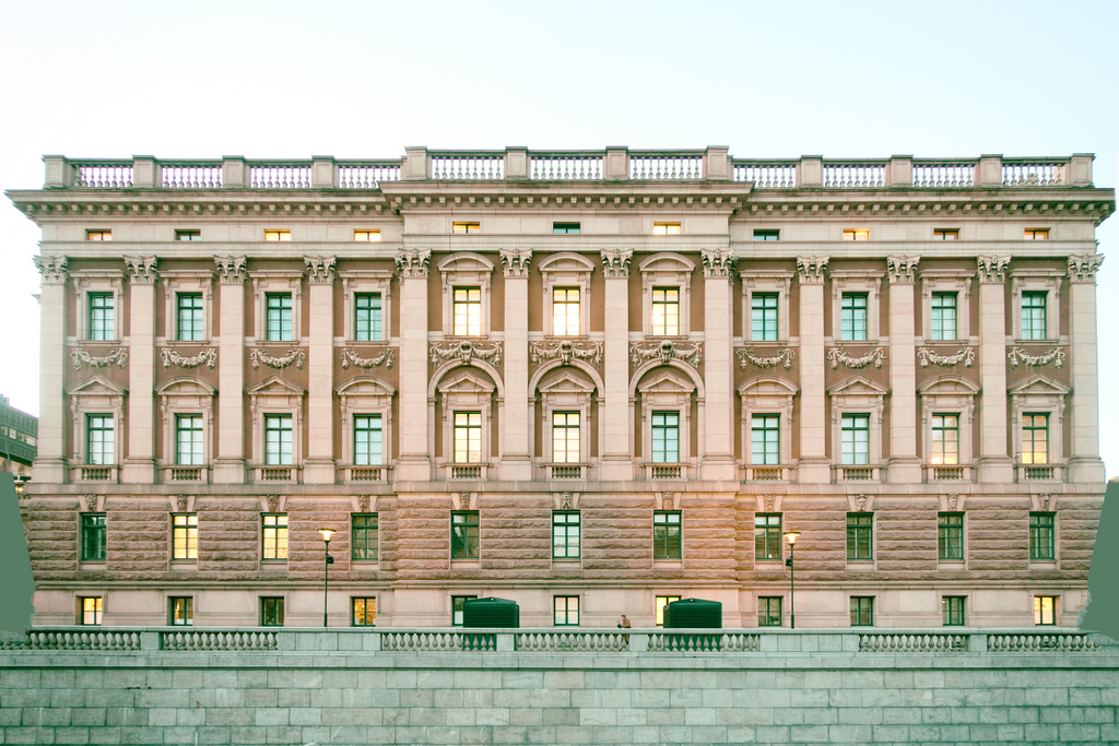 Sweden Palace