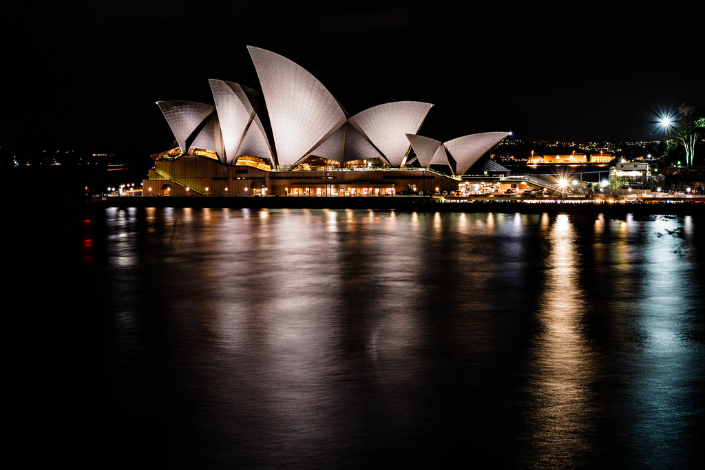 Sydney Australia Bus Tours