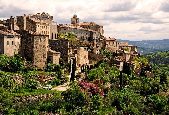 Avignon France Bus Tours