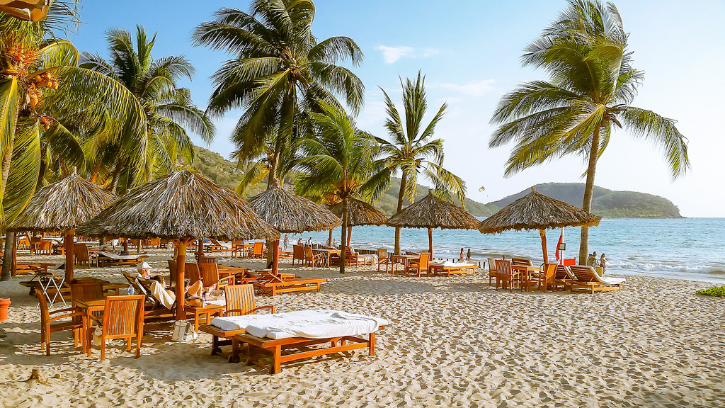 Zihuatanejo Mexico Beaches