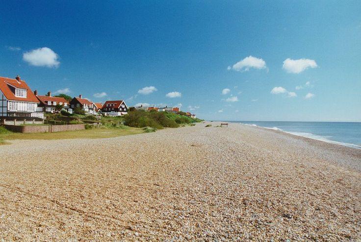 Suffolk England Kayak