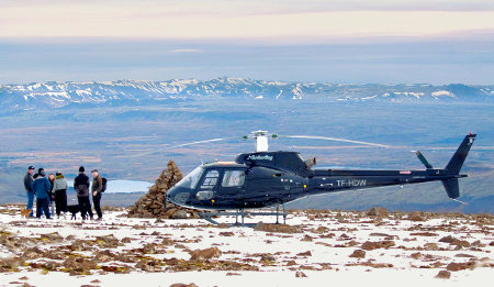 Iceland Helicopter Rides
