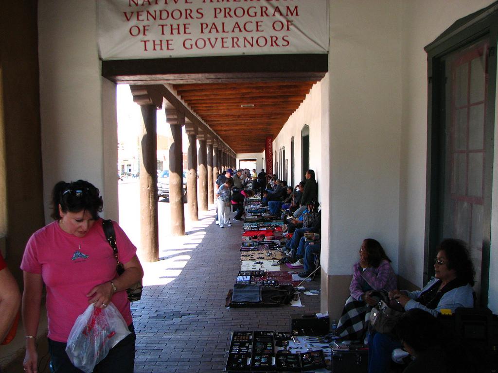 Santa Fe United States Palace