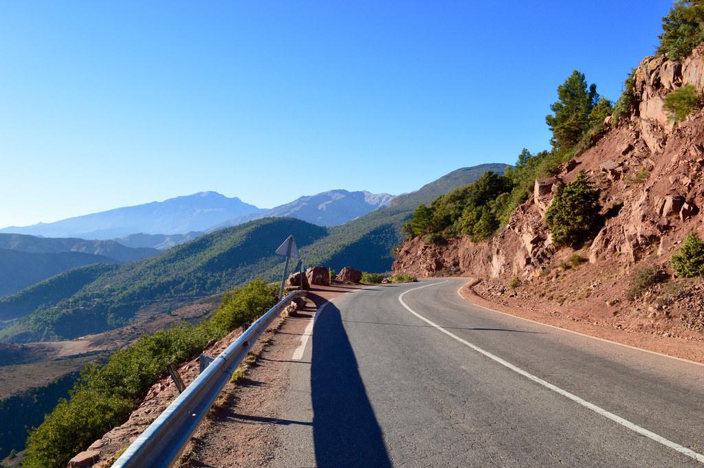 Morocco Mountain Bike