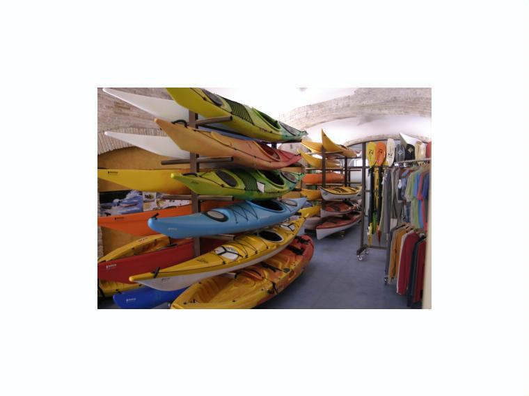 Sitges Spain Kayak