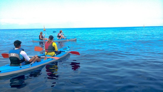 Tenerife Spain Kayak