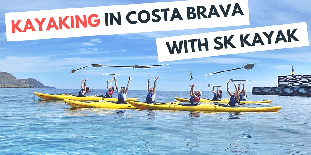 Costa Brava Spain Kayak