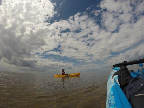 Norfolk England Kayak