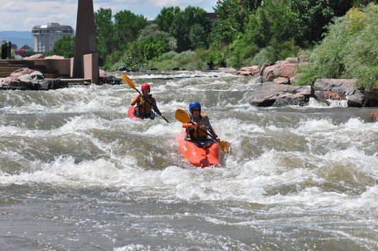 Denver United States Kayak
