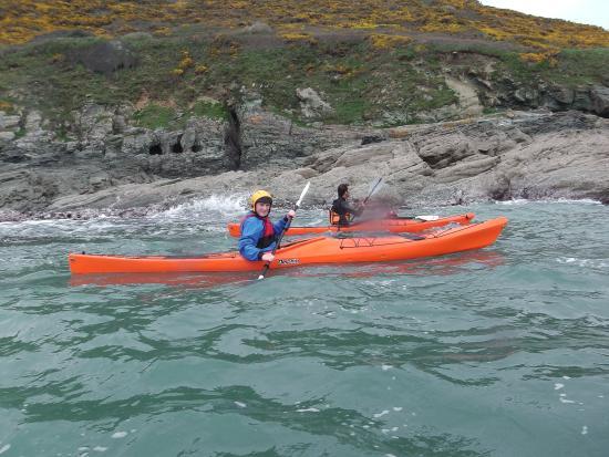 Devon England Kayak
