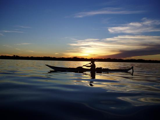Colon Argentina Kayak