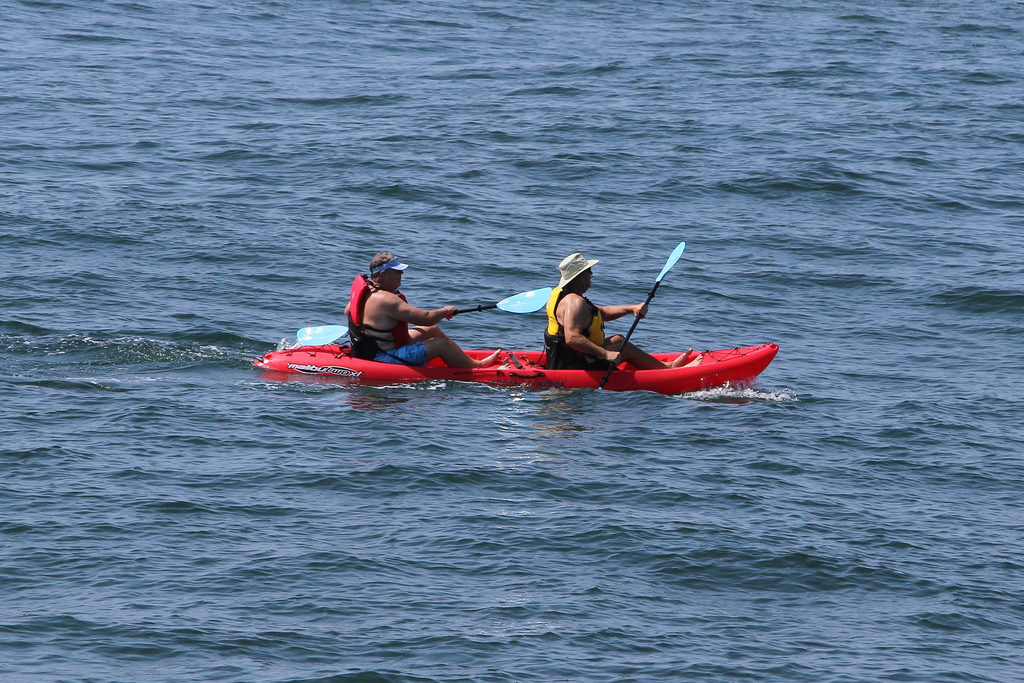 Cape May United States Kayak