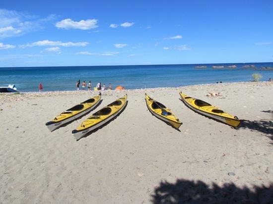 Province of Ogliastra Italy Kayak
