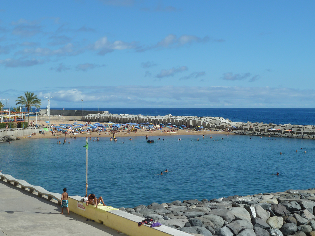 Madeira Portugal Beaches