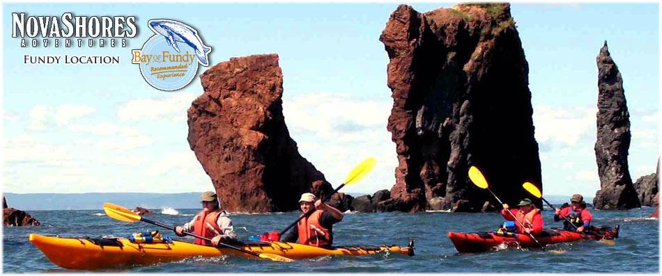 Advocate Harbour Canada Kayak