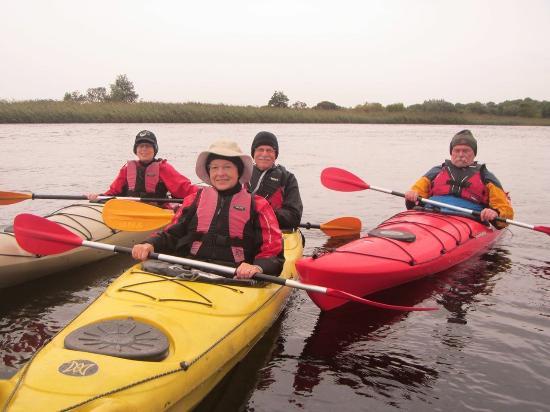 Galway Ireland Kayak