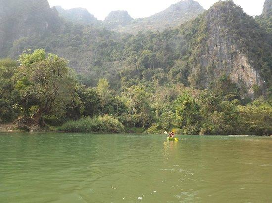 Vang Vieng Laos Tours
