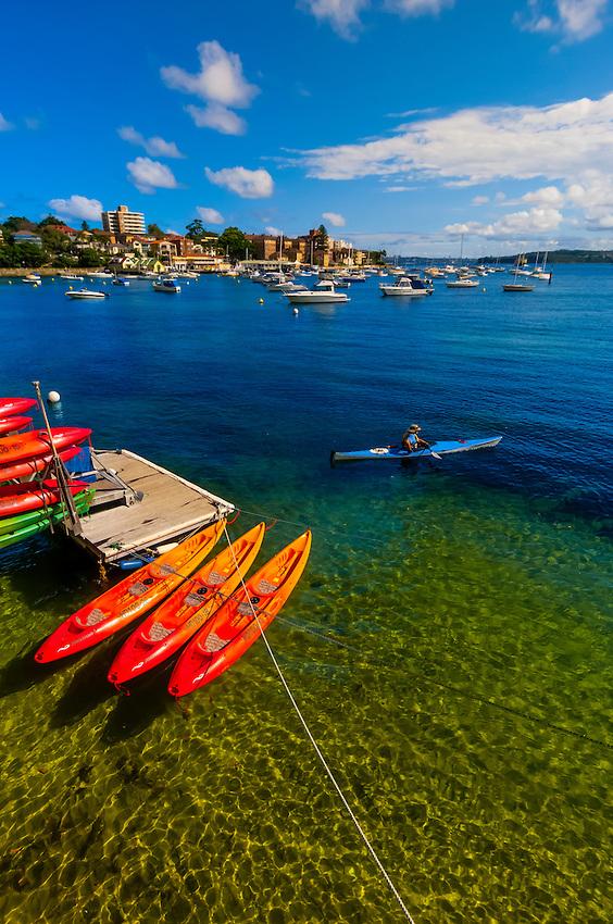 Manly Australia Kayak