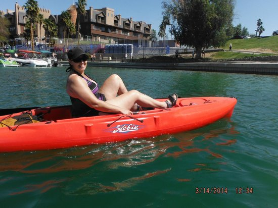 Lake Havasu City United States Kayak
