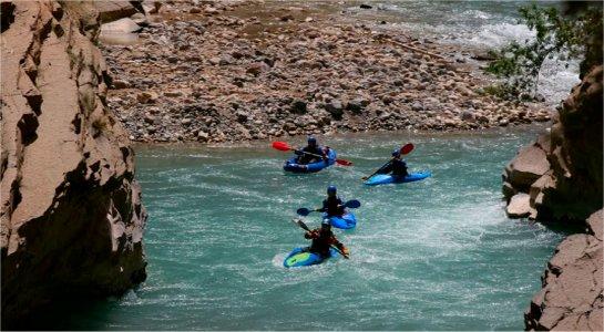 Morocco Kayak