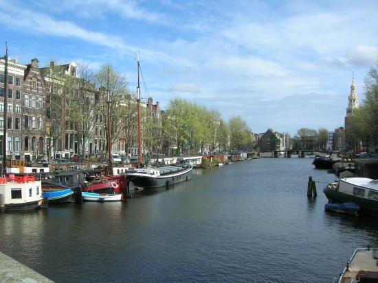 Amsterdam France Kayak