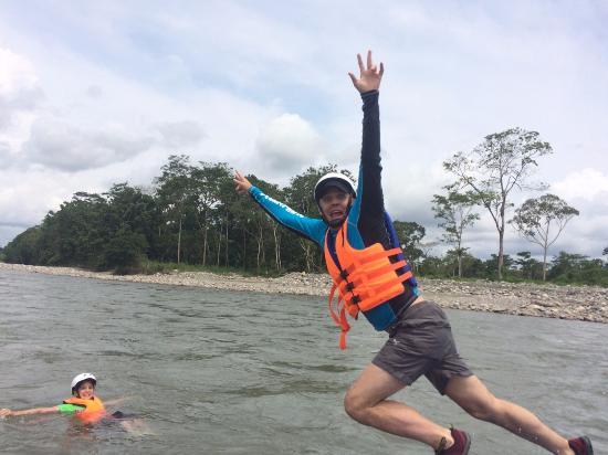 Ecuador Kayak