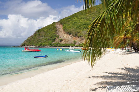 British Virgin Islands Beaches
