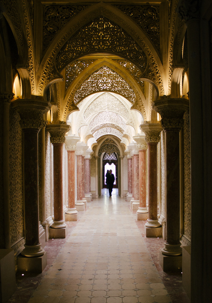 Sintra Portugal Palace
