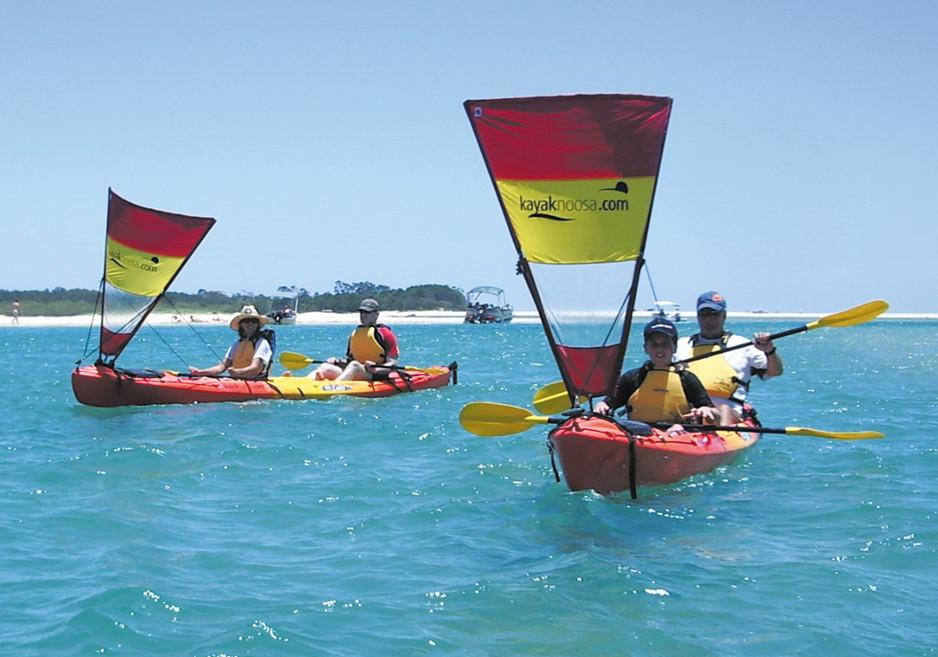 Noosaville Australia Kayak