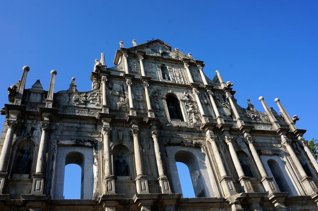 Macau Cathedral
