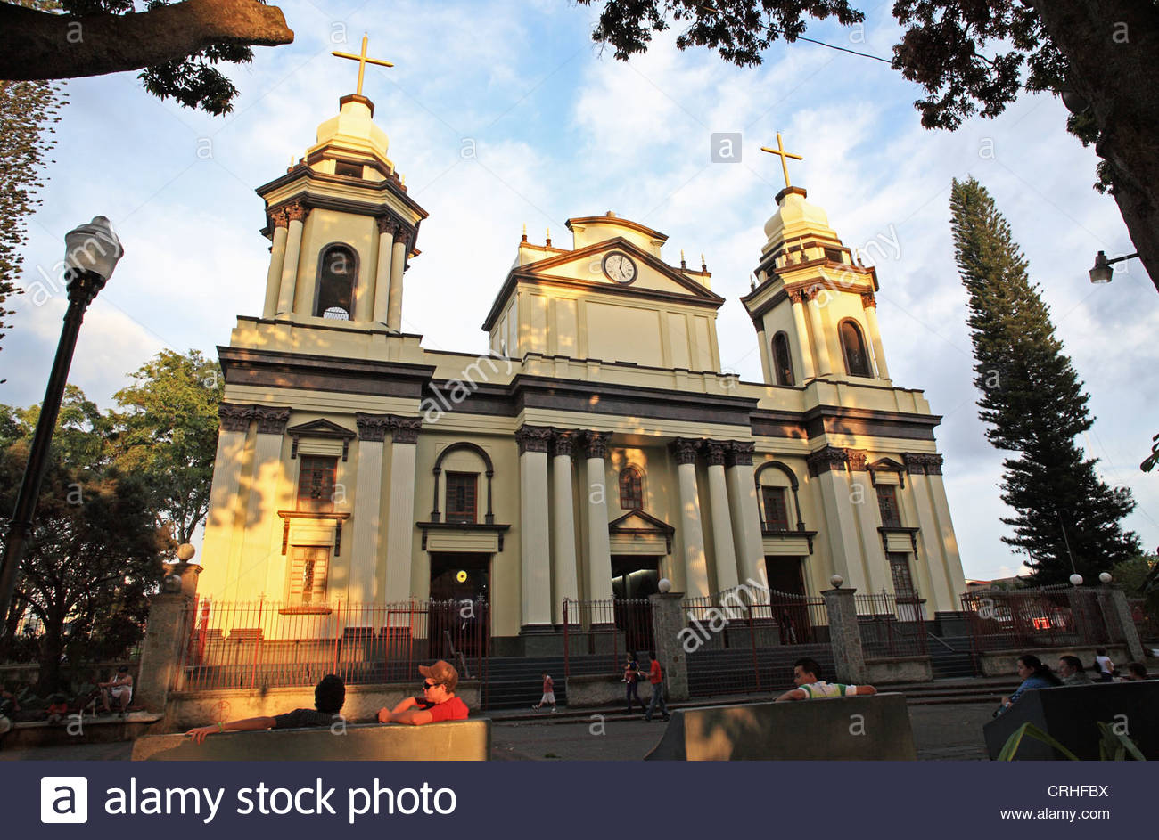 Costa Rica Cathedral