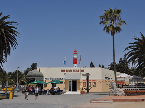 Namibia Museums