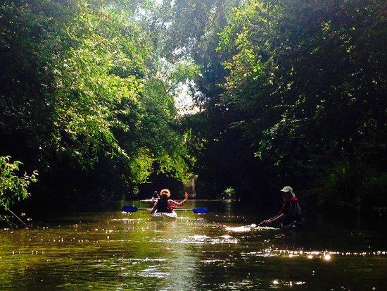 Oxford England Kayak