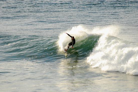 Surf ing