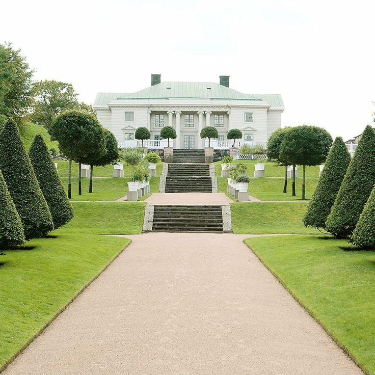 Gothenburg Sweden Palace