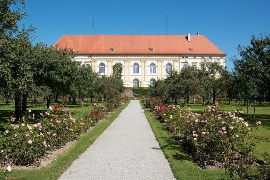 Dachau Germany Palace