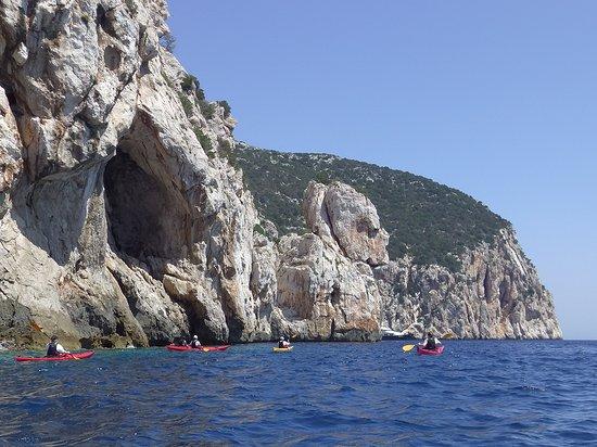 Province of Olbia-Tempio Italy Kayak