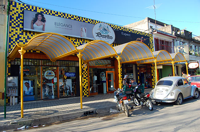 Uruguay Shopping
