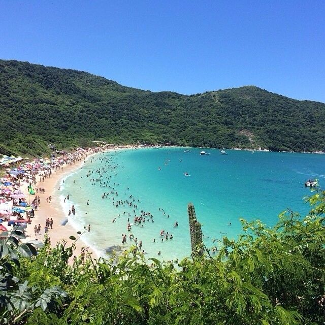 Arraial do Cabo Brazil Beaches