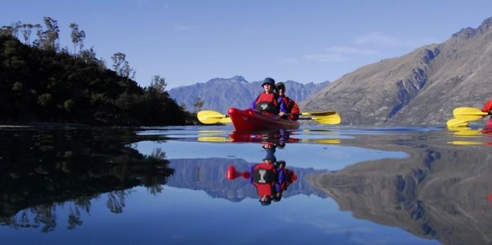 Queenstown New Zealand Kayak