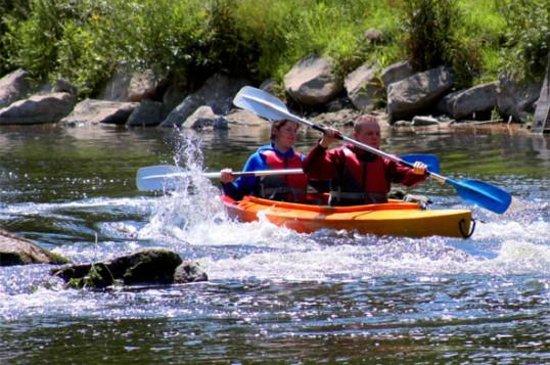 The Ardennes Belgium Kayak