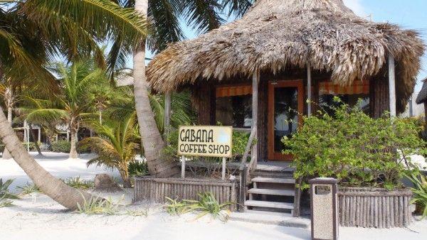Ambergris Caye belize Shopping