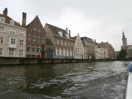Belgium Boat Trips