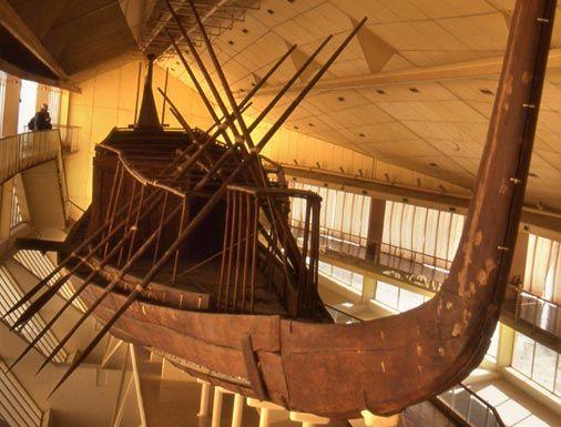 Egypt Boat Trips