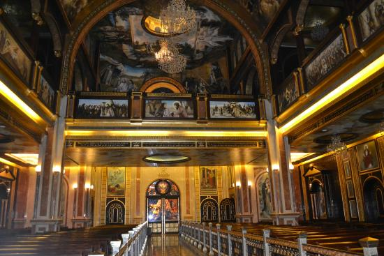Egypt Cathedral