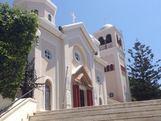 Greece Cathedral