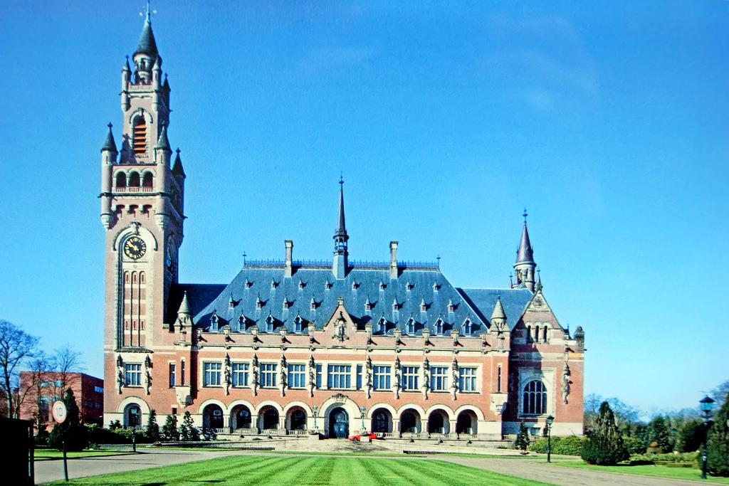 The Netherlands Palace