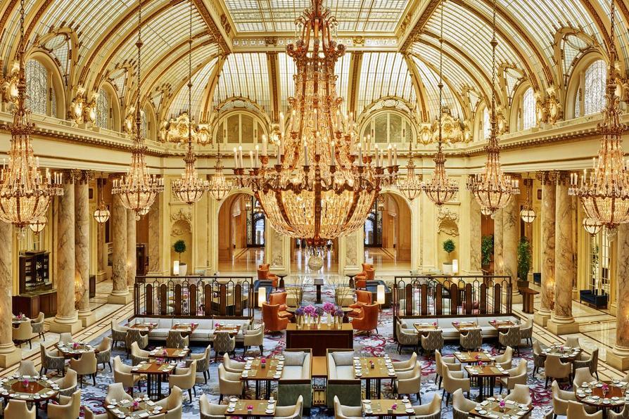 San Francisco United States Palace