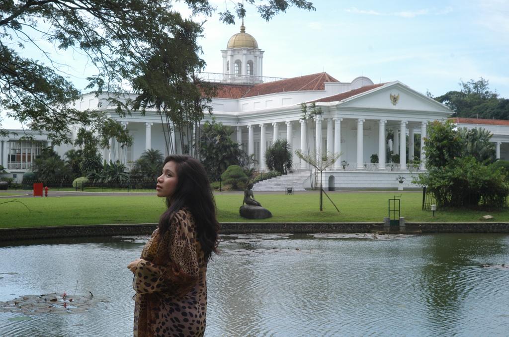 Bogor Indonesia Palace